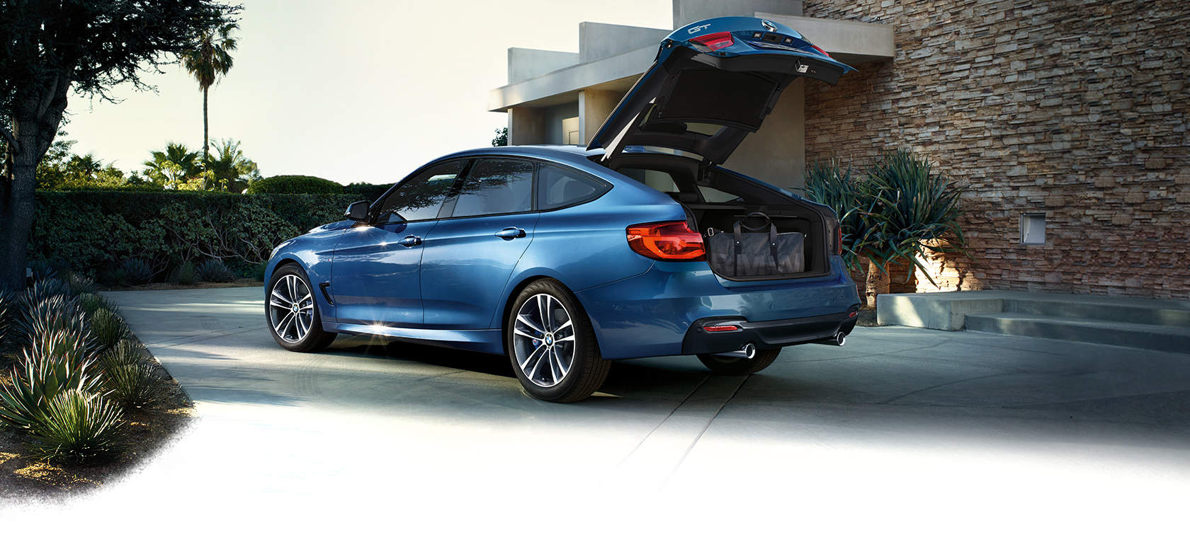 Comfort & functionality in the BMW 3 Series Gran Turismo