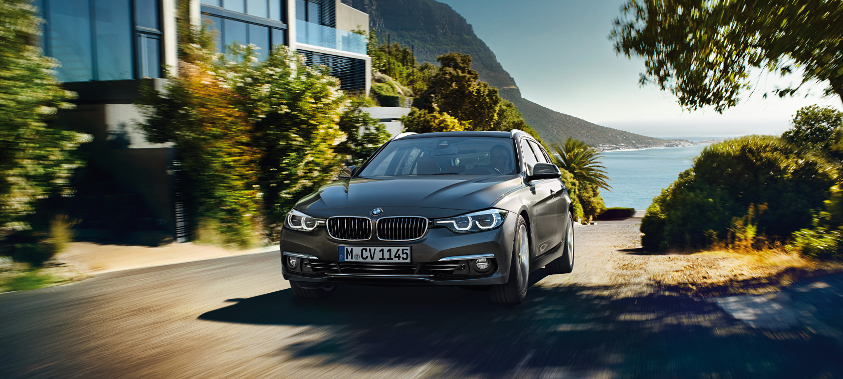The BMW 3 Series Touring