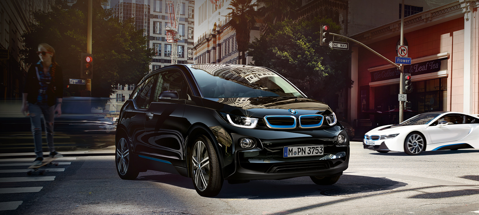 The design of the BMW i3